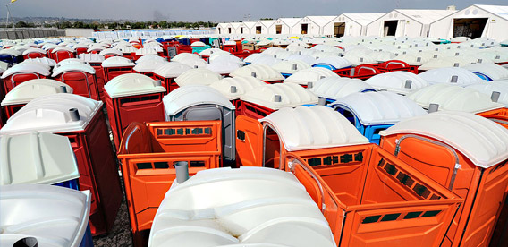 Champion Portable Toilets in Pearl City,  HI